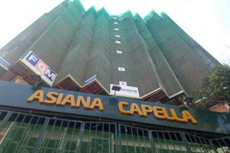 Dự án Asiana Capella chuẩn bị cất nóc: Dấu ấn thịnh vượng mới khu Chợ Lớn
