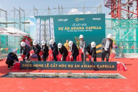 """Vượt đại dịch, dự án Asiana Capella """"về đích"""" đúng hẹn"""