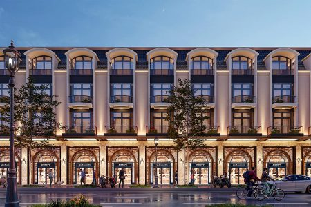 Gotec Land ghi dấu bằng dự án Nhà phố cao cấp tại trung tâm Biên Hòa
